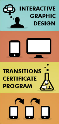 Interactive Graphic Design Certificate Program