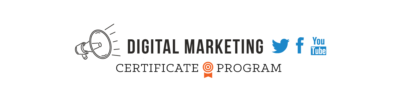 Digital Marketing Certificate Intensive